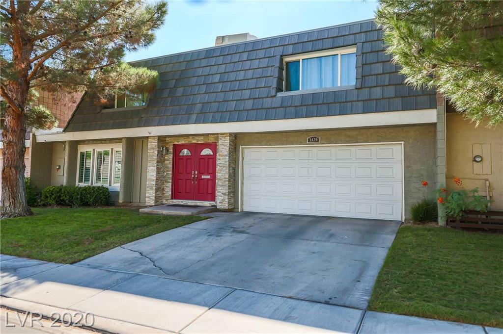 3429 Clandara Avenue Property Photo - Las Vegas, NV real estate listing