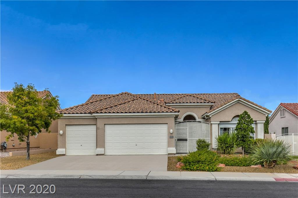 8548 Stone Harbor Avenue Property Photo - Las Vegas, NV real estate listing