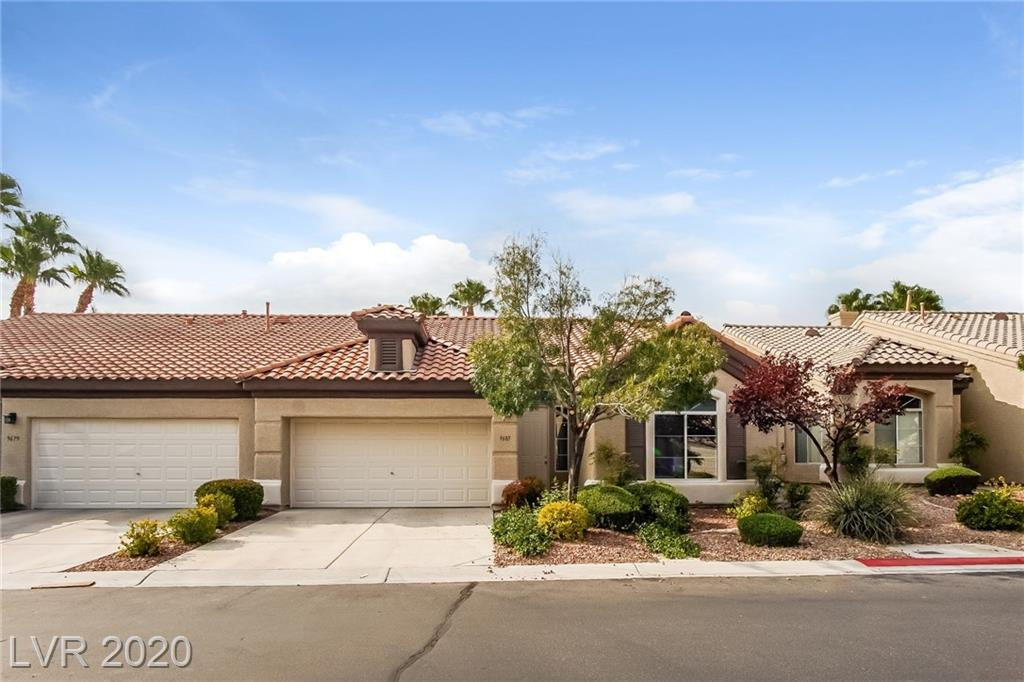 9685 Donner Springs Avenue Property Photo - Las Vegas, NV real estate listing