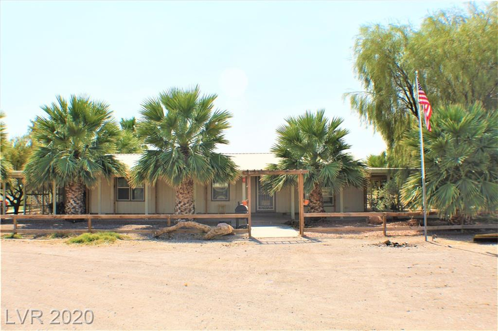 1626 Metcalf Drive Property Photo - Overton, NV real estate listing
