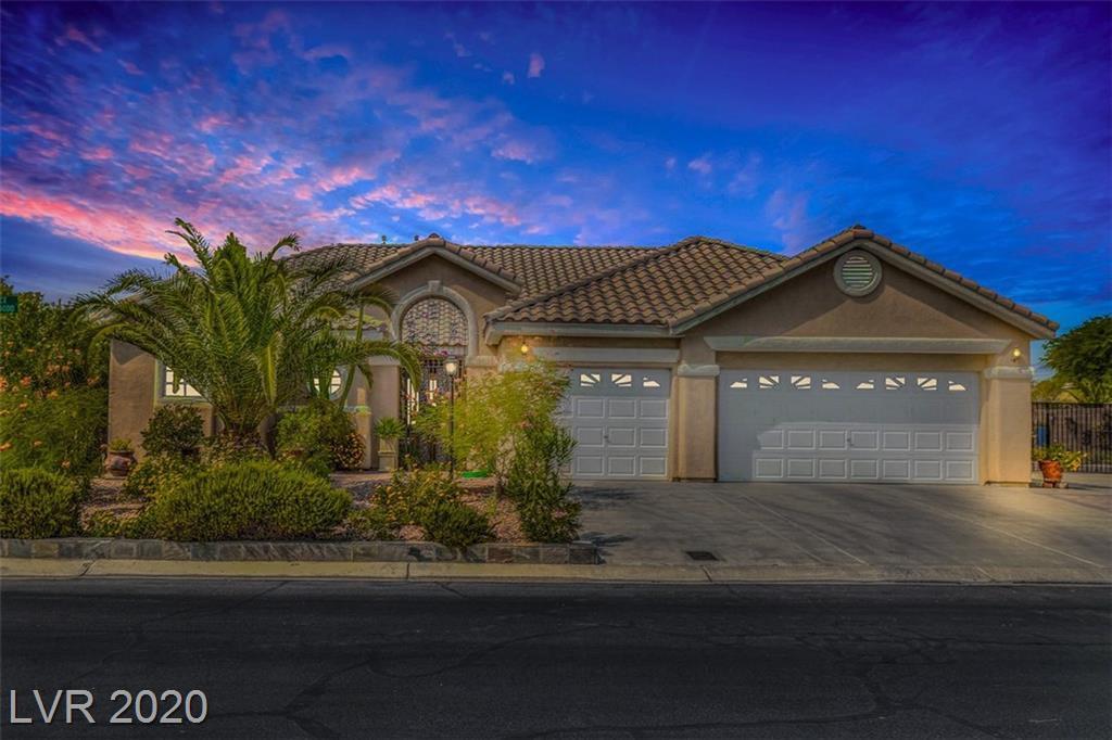 1407 Husson Court Property Photo - Las Vegas, NV real estate listing