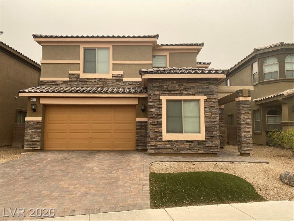 4057 Carol Bailey Avenue Property Photo - North Las Vegas, NV real estate listing