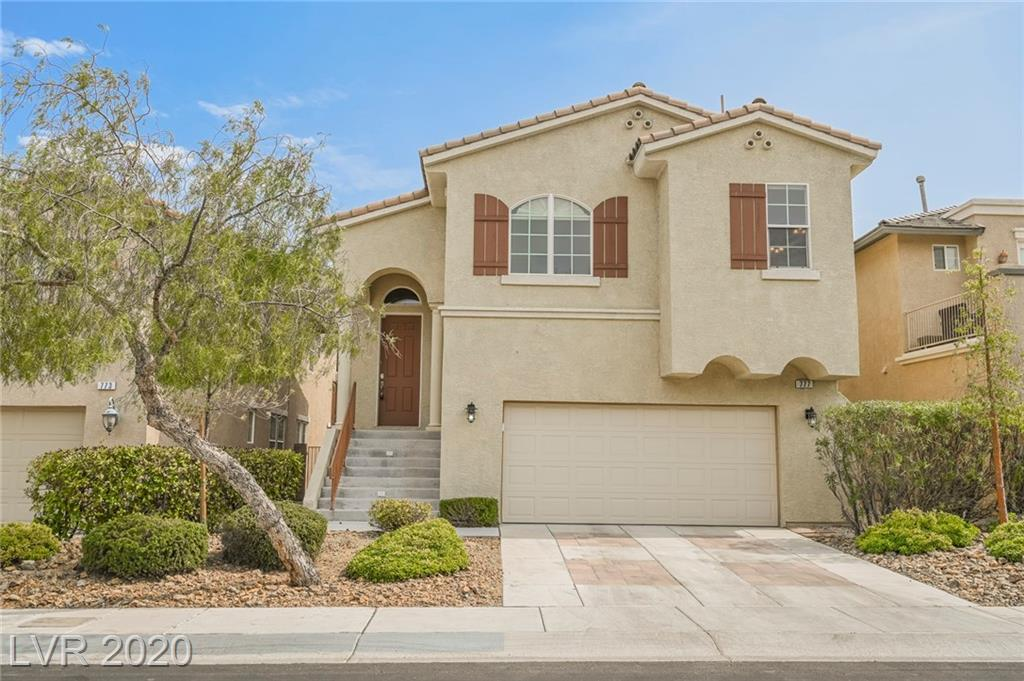 777 Feather Ridge Drive Property Photo - Henderson, NV real estate listing