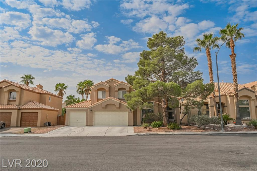 5117 Crimson Ridge Drive Property Photo - Las Vegas, NV real estate listing
