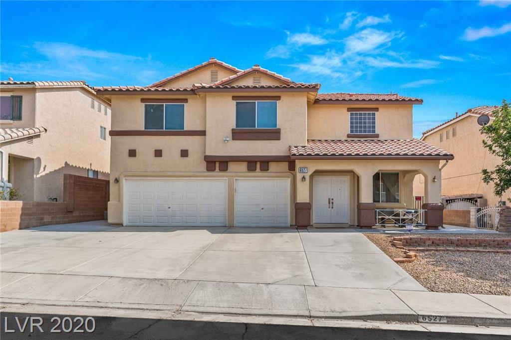 6527 Violet Breeze Way Property Photo - Las Vegas, NV real estate listing