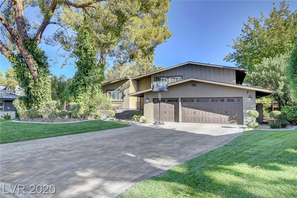 2301 Driftwood Drive Property Photo - Las Vegas, NV real estate listing