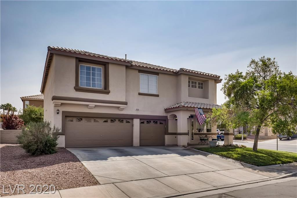 1059 Broomfield Drive Property Photo - Henderson, NV real estate listing