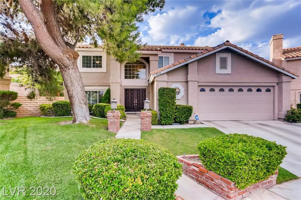 9432 Salt Water Court Property Photo - Las Vegas, NV real estate listing