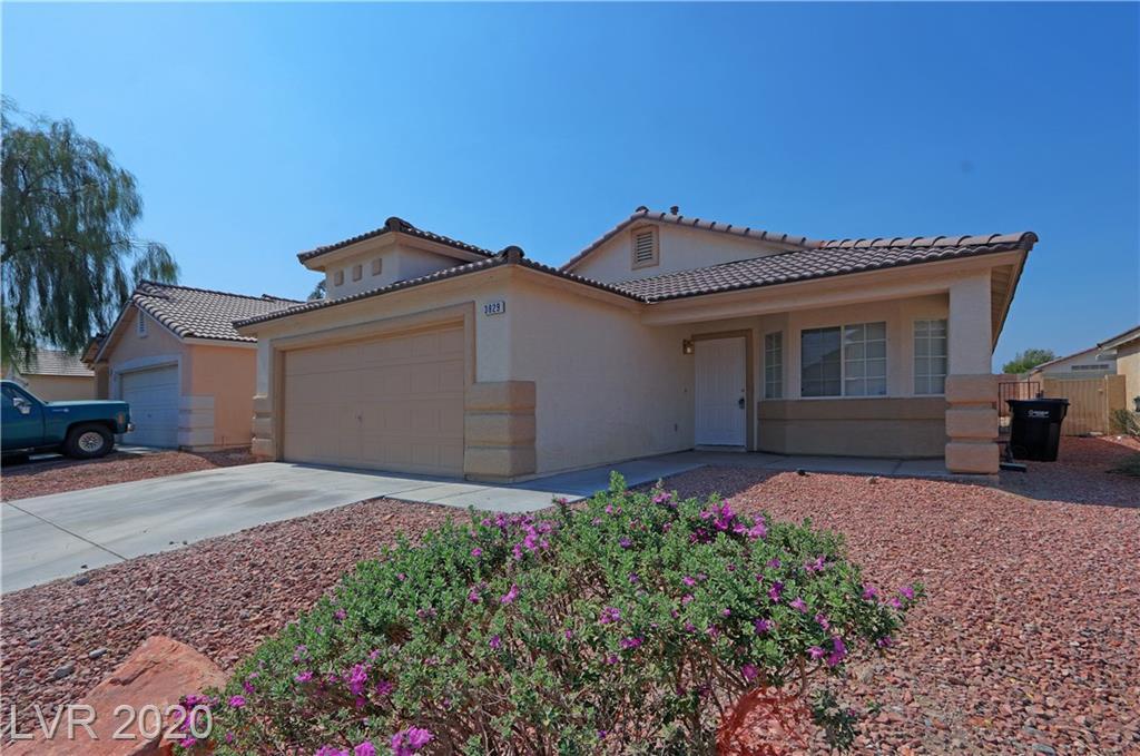 3829 White Quail Court Property Photo - North Las Vegas, NV real estate listing