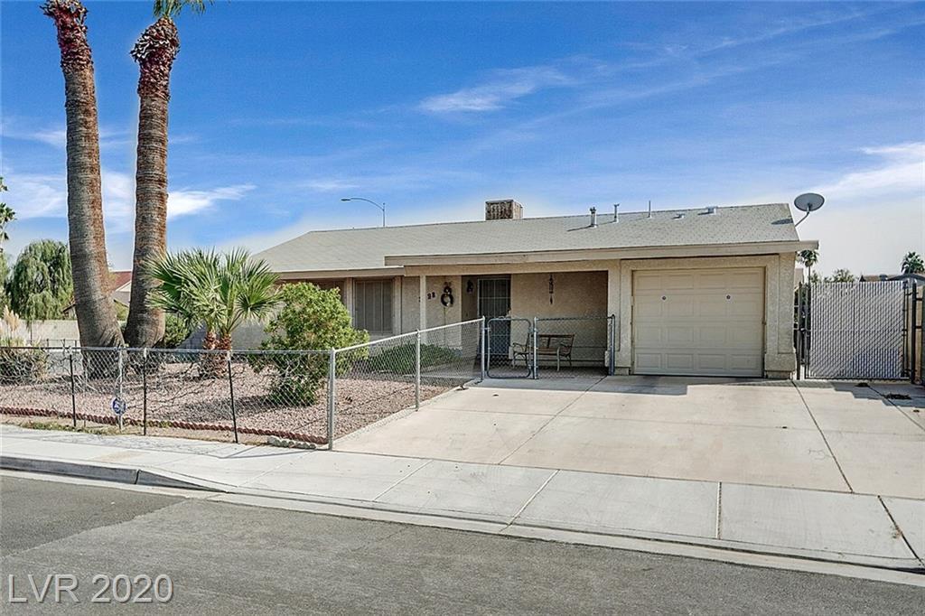 3998 Trabuco Drive Property Photo - Las Vegas, NV real estate listing