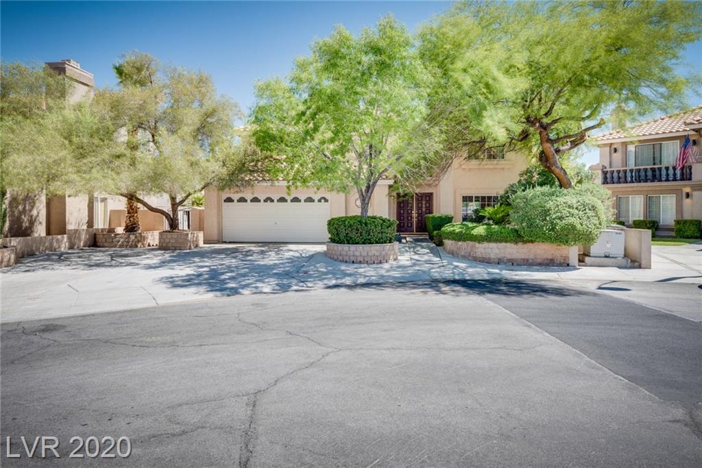 9453 Mast Drive Property Photo - Las Vegas, NV real estate listing