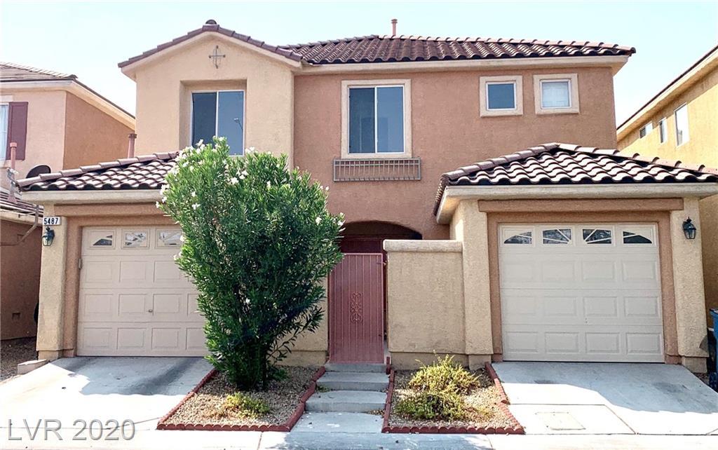 5487 Prospectors Creek Way Property Photo - Las Vegas, NV real estate listing