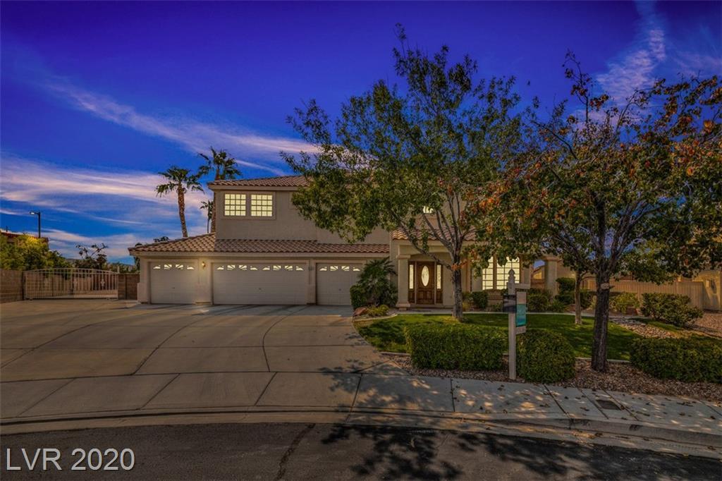 6281 Shelter Creek Avenue Property Photo - Las Vegas, NV real estate listing