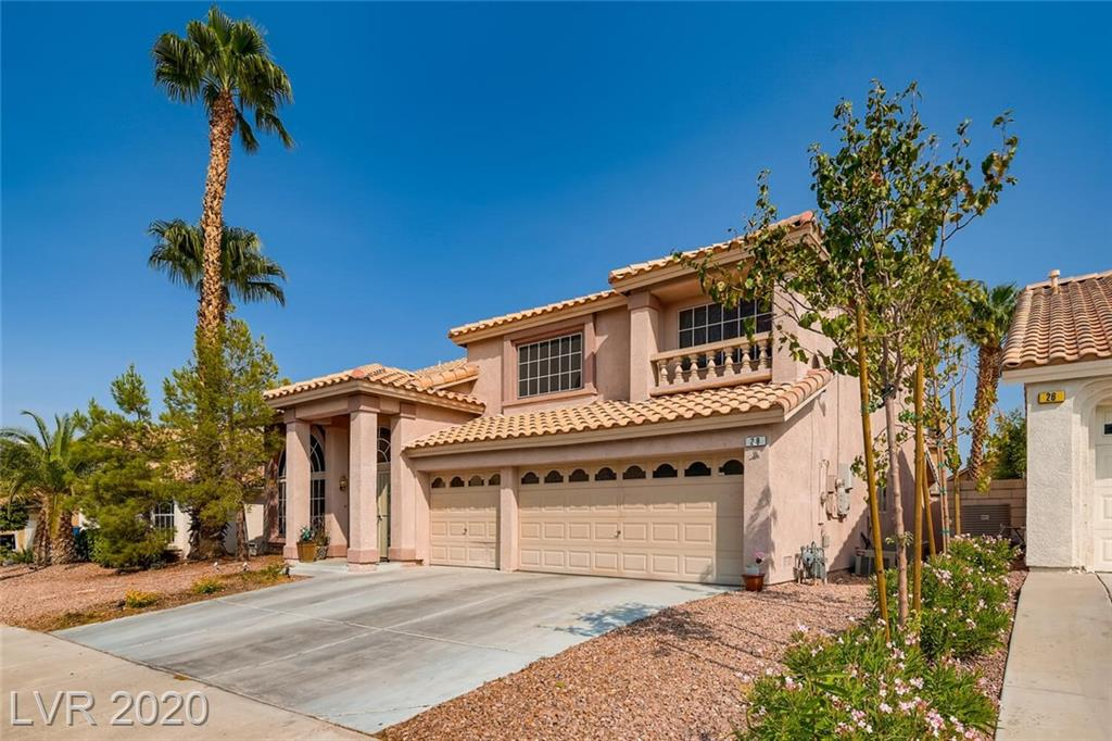28 Myrtle Beach Drive Property Photo - Henderson, NV real estate listing