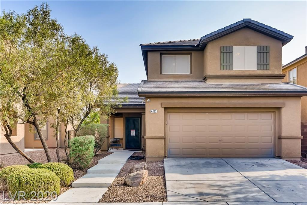 4453 Galapagos Avenue Property Photo - North Las Vegas, NV real estate listing