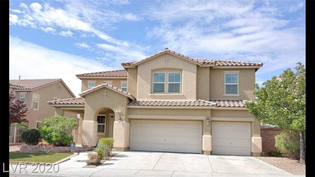 2313 Mistle Thrush Drive Property Photo - North Las Vegas, NV real estate listing