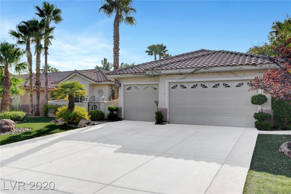 3949 Meridian Point Court Property Photo - Las Vegas, NV real estate listing