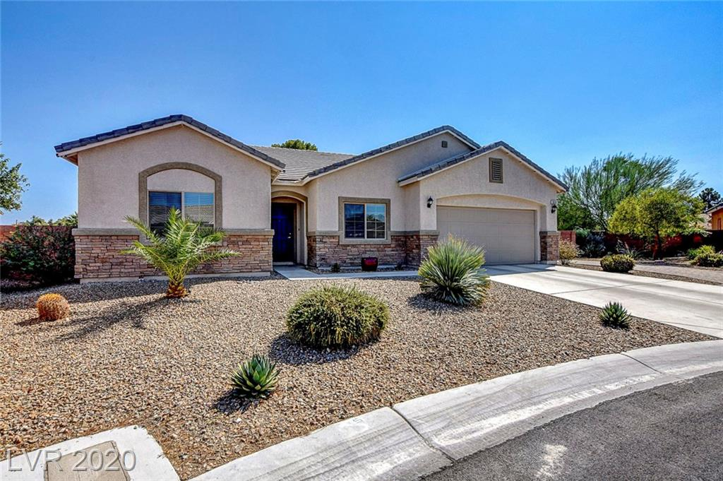 2676 Dorshester Heights Court Property Photo - Las Vegas, NV real estate listing