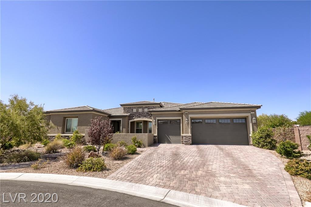 6931 Winter Rain Street Property Photo - Las Vegas, NV real estate listing