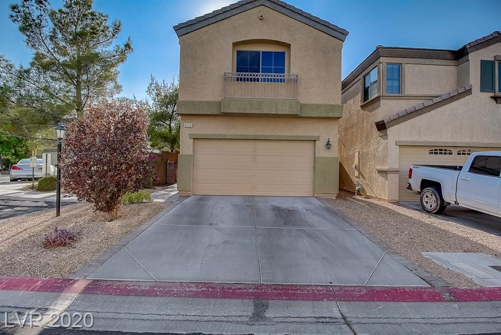 8229 Apple Spice Street Property Photo - Las Vegas, NV real estate listing