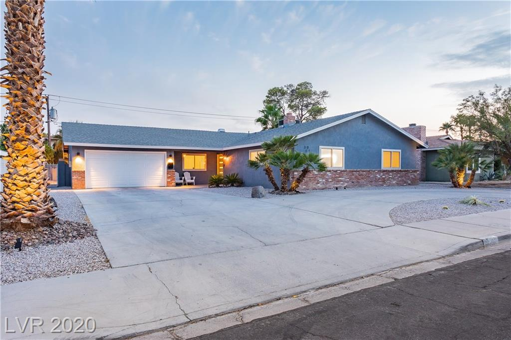 3001 Gilmary Avenue Property Photo - Las Vegas, NV real estate listing