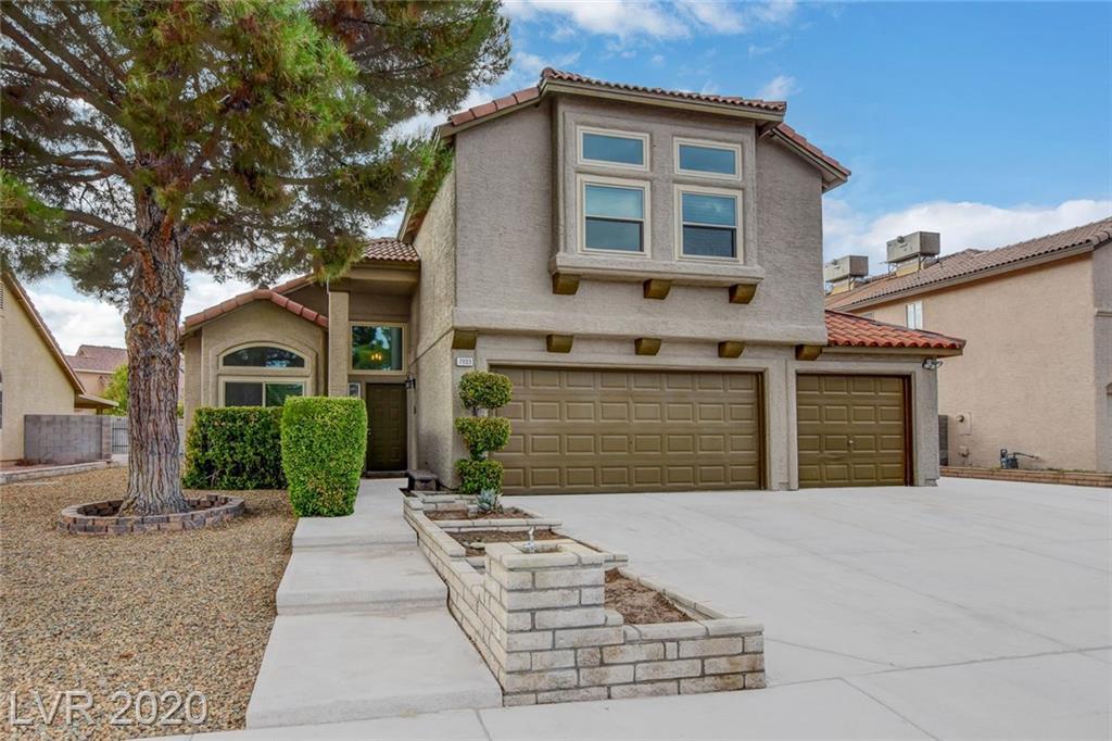 7033 Cypress Gardens Lane Property Photo - Las Vegas, NV real estate listing