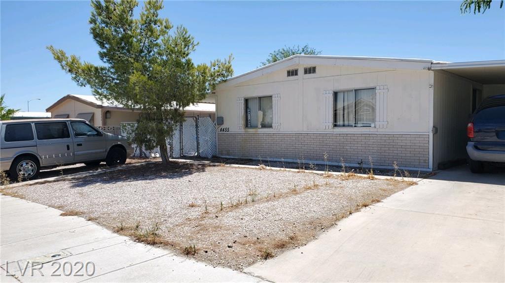 4455 Amargosa Way Property Photo - Las Vegas, NV real estate listing