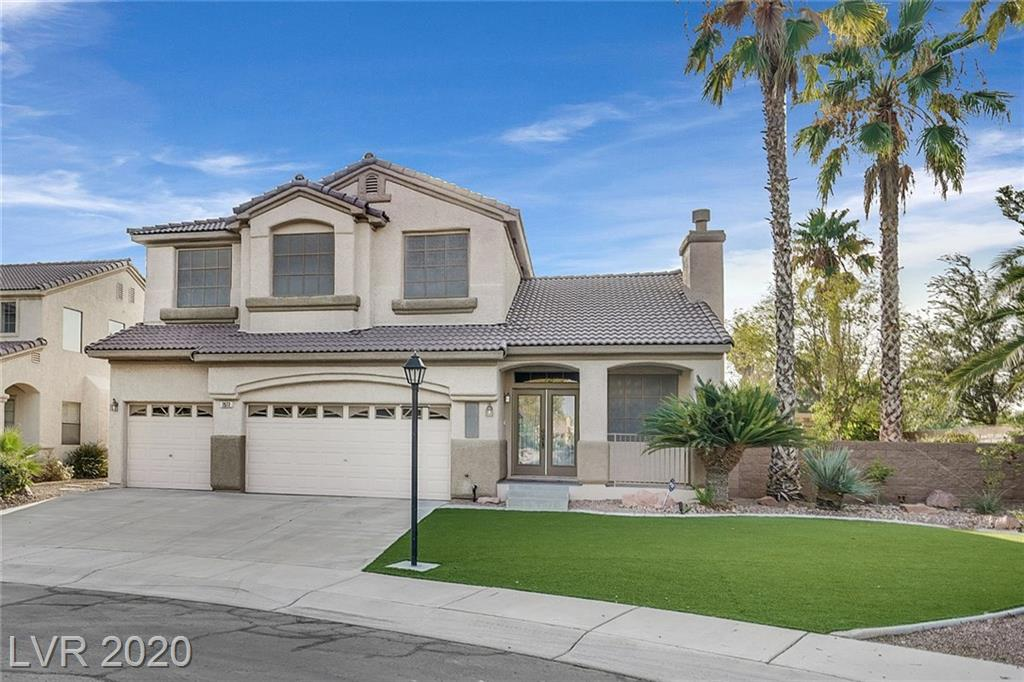 7577 Majestic Bay Street Property Photo - Las Vegas, NV real estate listing