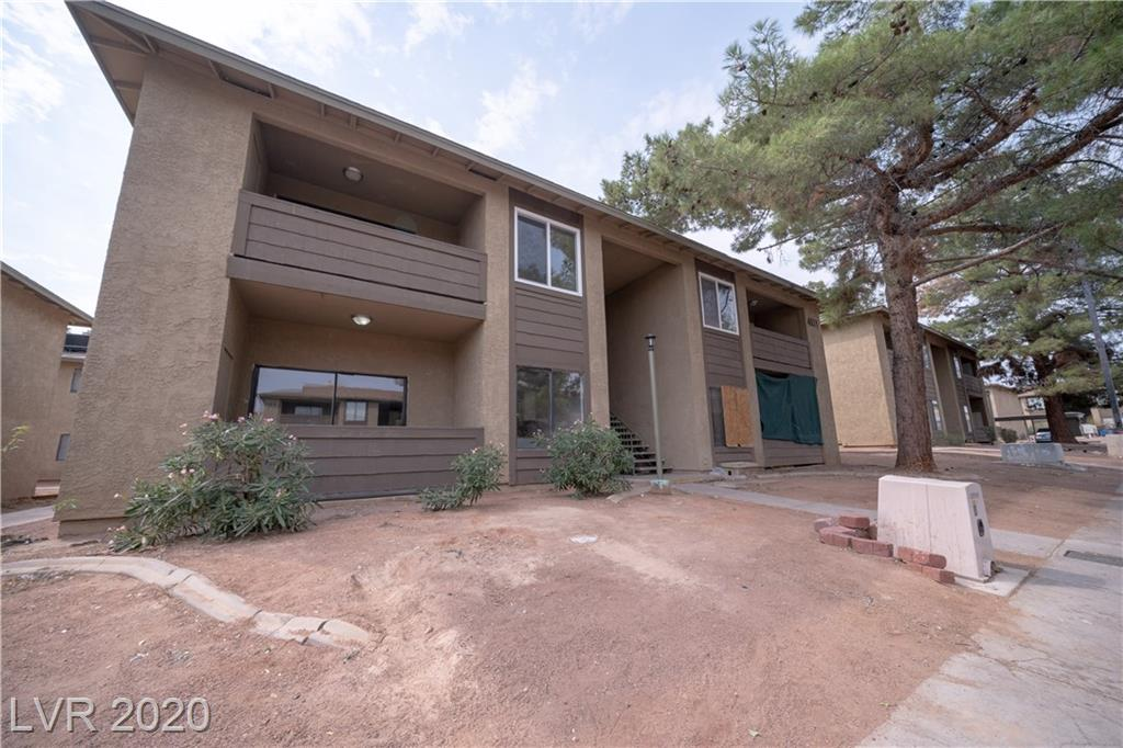 4571 Carriage Park Drive Property Photo - Las Vegas, NV real estate listing