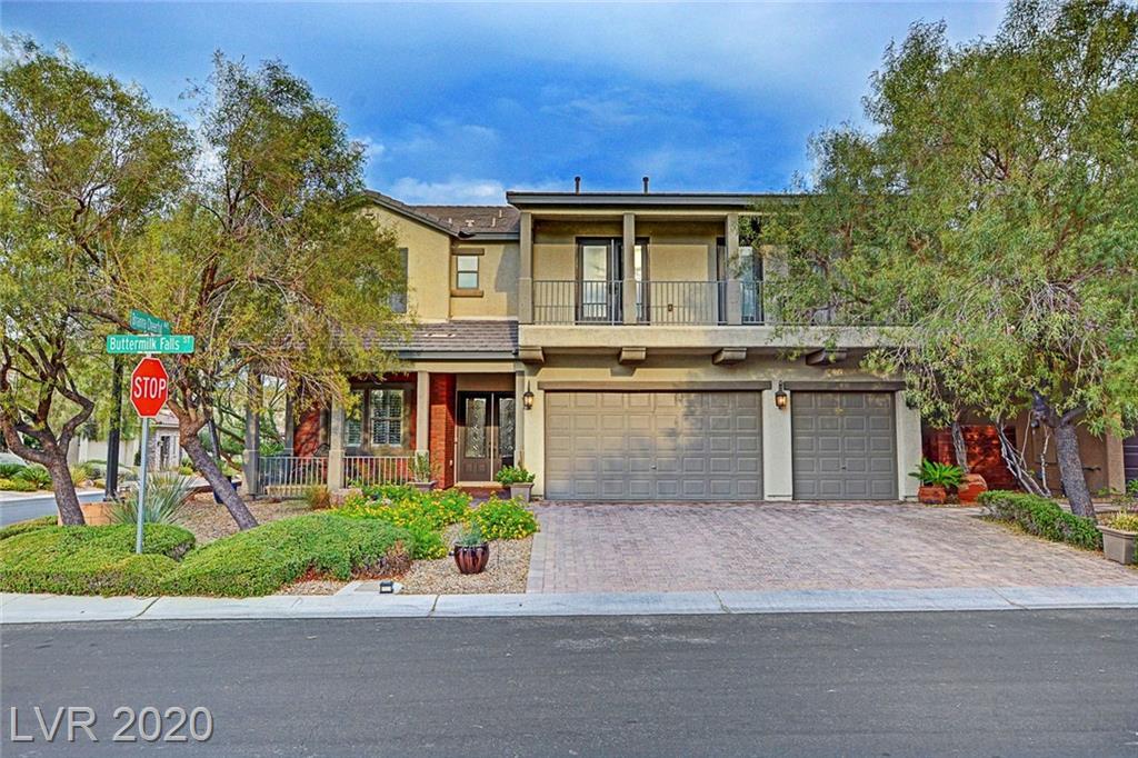 9806 Buttermilk Falls Street Property Photo - Las Vegas, NV real estate listing