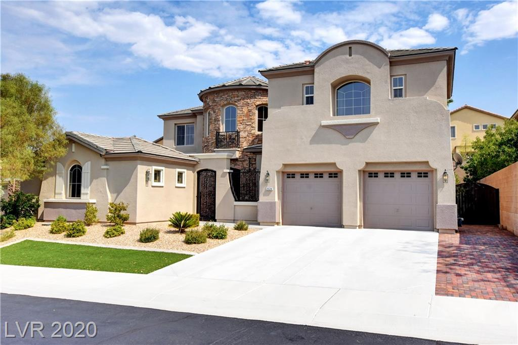2524 Lochmaben Street Property Photo - Henderson, NV real estate listing