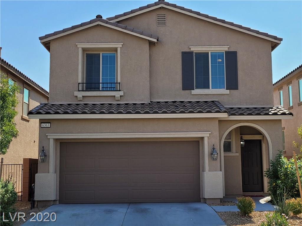 6363 Point Isabel Way Property Photo - Las Vegas, NV real estate listing