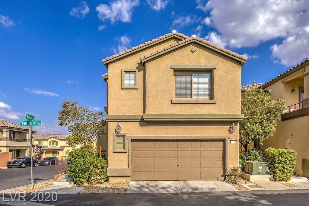 7816 Desertbuck Court Property Photo - Las Vegas, NV real estate listing