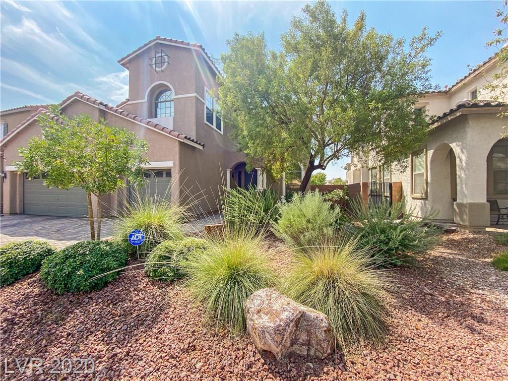 6933 Puetollano Drive Property Photo - North Las Vegas, NV real estate listing