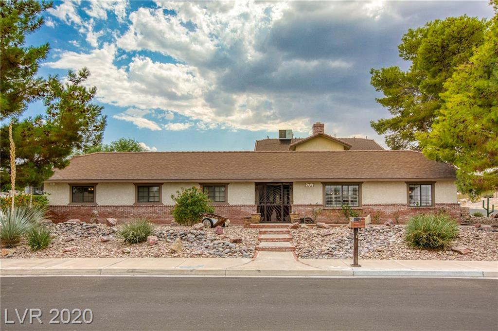 201 Desert Rose Drive Property Photo - Henderson, NV real estate listing