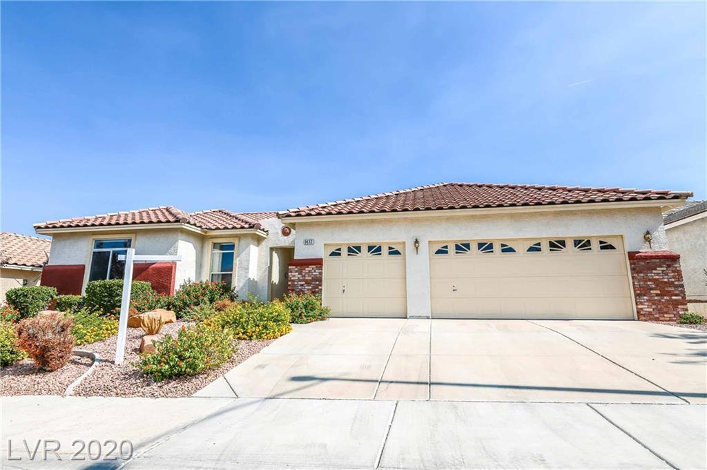 3432 Camsore Point Lane Property Photo - Las Vegas, NV real estate listing