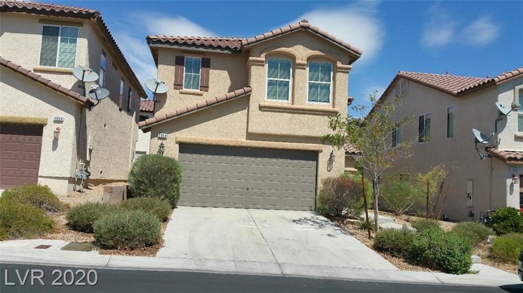 9054 Sosa Creek Avenue Property Photo - Las Vegas, NV real estate listing