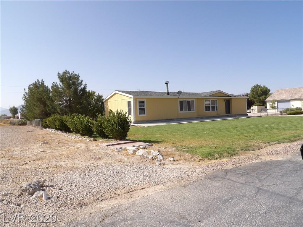 923 Capri Avenue Property Photo - Sandy Valley, NV real estate listing