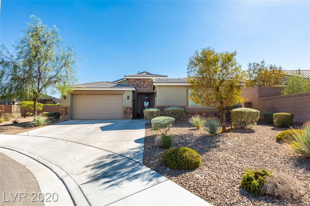 703 Kory Dunes Court Property Photo - Henderson, NV real estate listing