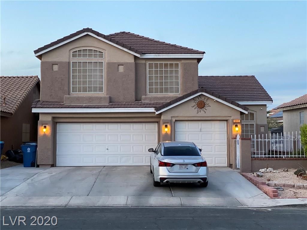 5112 Silhouette Avenue Property Photo - Las Vegas, NV real estate listing