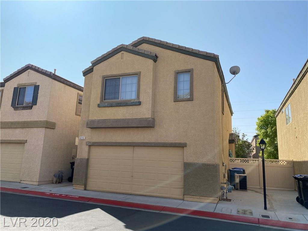 615 White Shark Court Property Photo - North Las Vegas, NV real estate listing