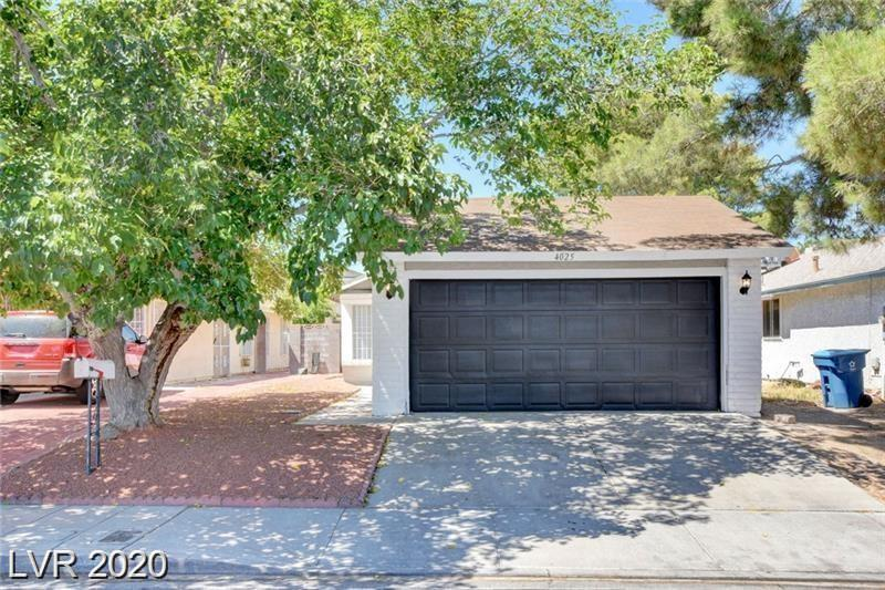 4025 Saguaro Lane Property Photo - Las Vegas, NV real estate listing