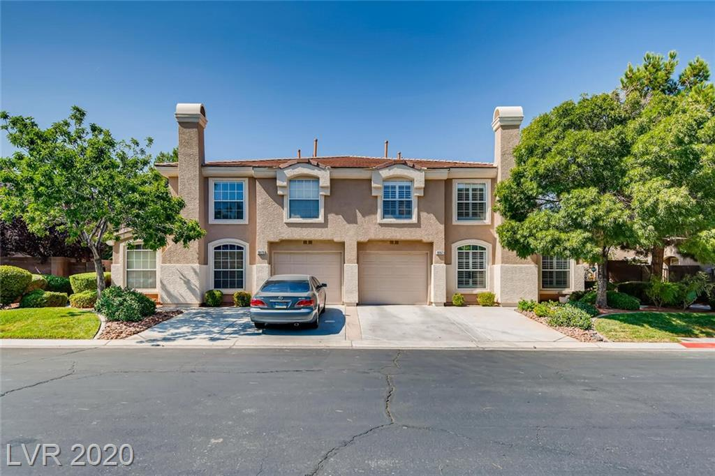 10167 Tumbling Tree Street Property Photo - Las Vegas, NV real estate listing