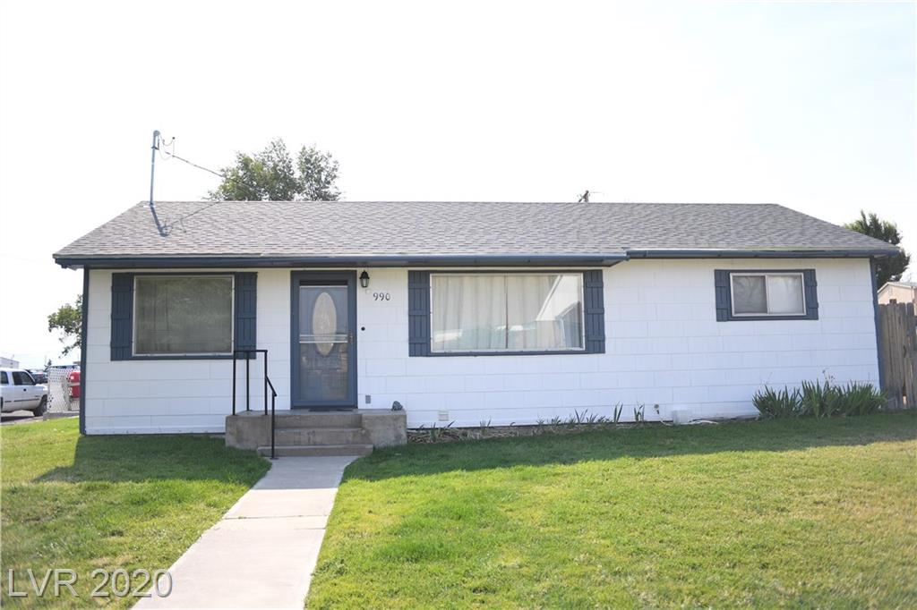 990 Avenue K Property Photo - Ely, NV real estate listing