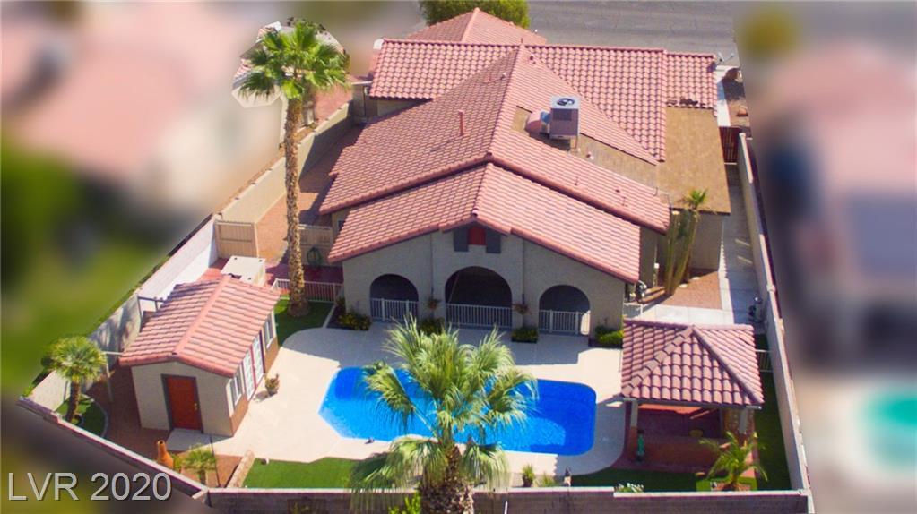1595 Tangerine Rose Drive Property Photo - Las Vegas, NV real estate listing