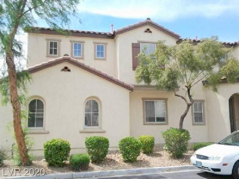 8552 Pinellia Court Property Photo - Las Vegas, NV real estate listing