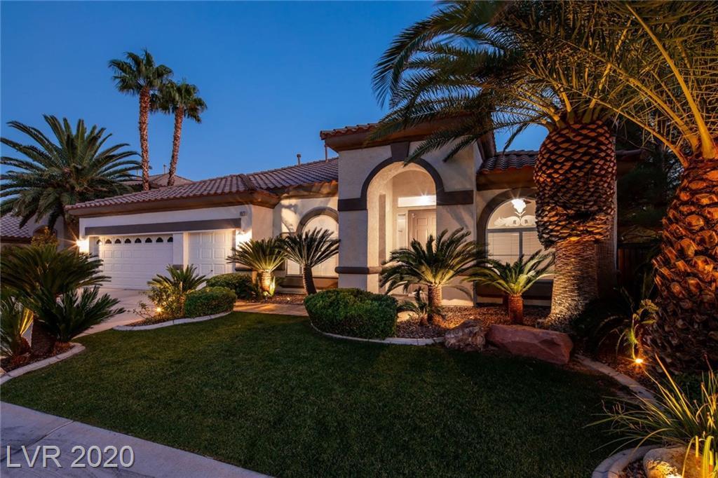 9523 Malasana Court Property Photo - Las Vegas, NV real estate listing
