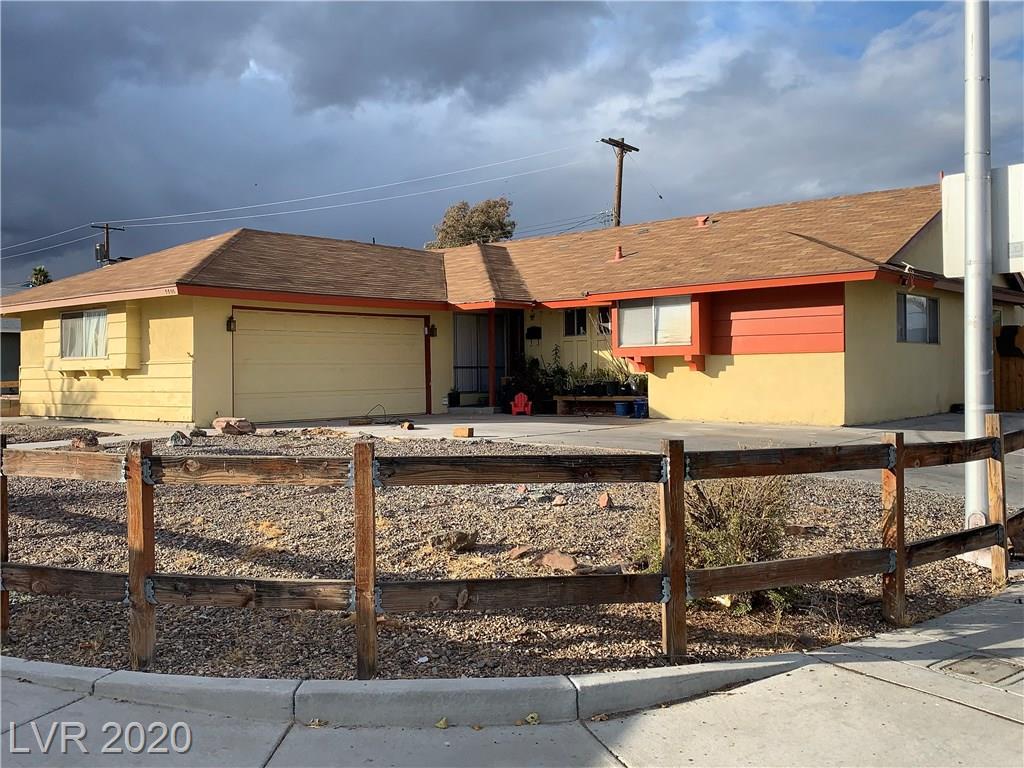 4400 Thompson Circle Property Photo - Las Vegas, NV real estate listing
