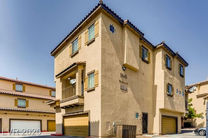 5945 Palmilla Street #12 Property Photo - North Las Vegas, NV real estate listing