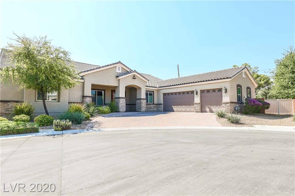 7479 Lawrence Powers Court Property Photo - Las Vegas, NV real estate listing